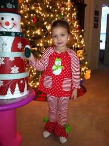 Lila Christmas 2012