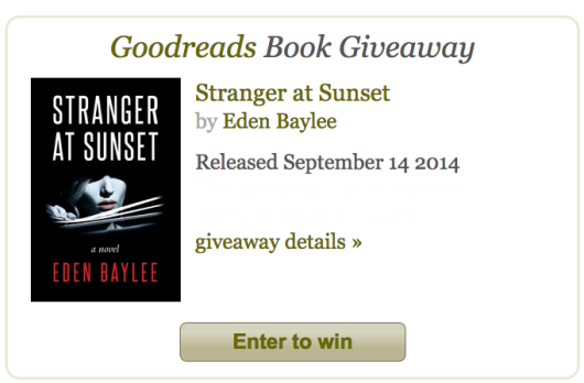 Goodreads giveaway SAS